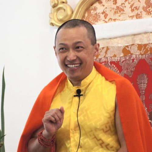 Sákyong Mipham Rimpoché