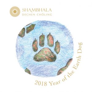 Year of the Earth Dog – join us!